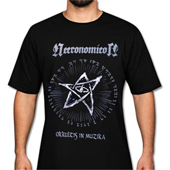 Necronomicon Okkultis In Muzika T-Shirt
