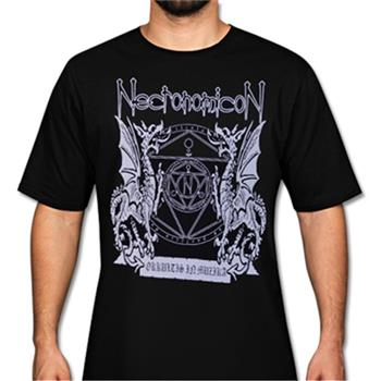 Necronomicon Two Dragons T-Shirt