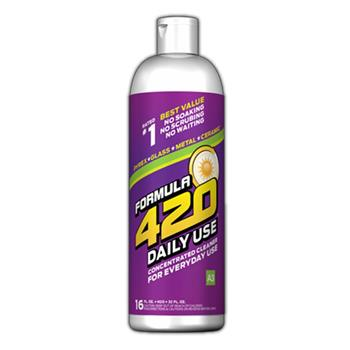 Buy 16 oz Daily Use + 16 oz Water = 32 oz by FORMULA 420 DAILY USE CONCENTRATE 16 OZ = 32 OZ