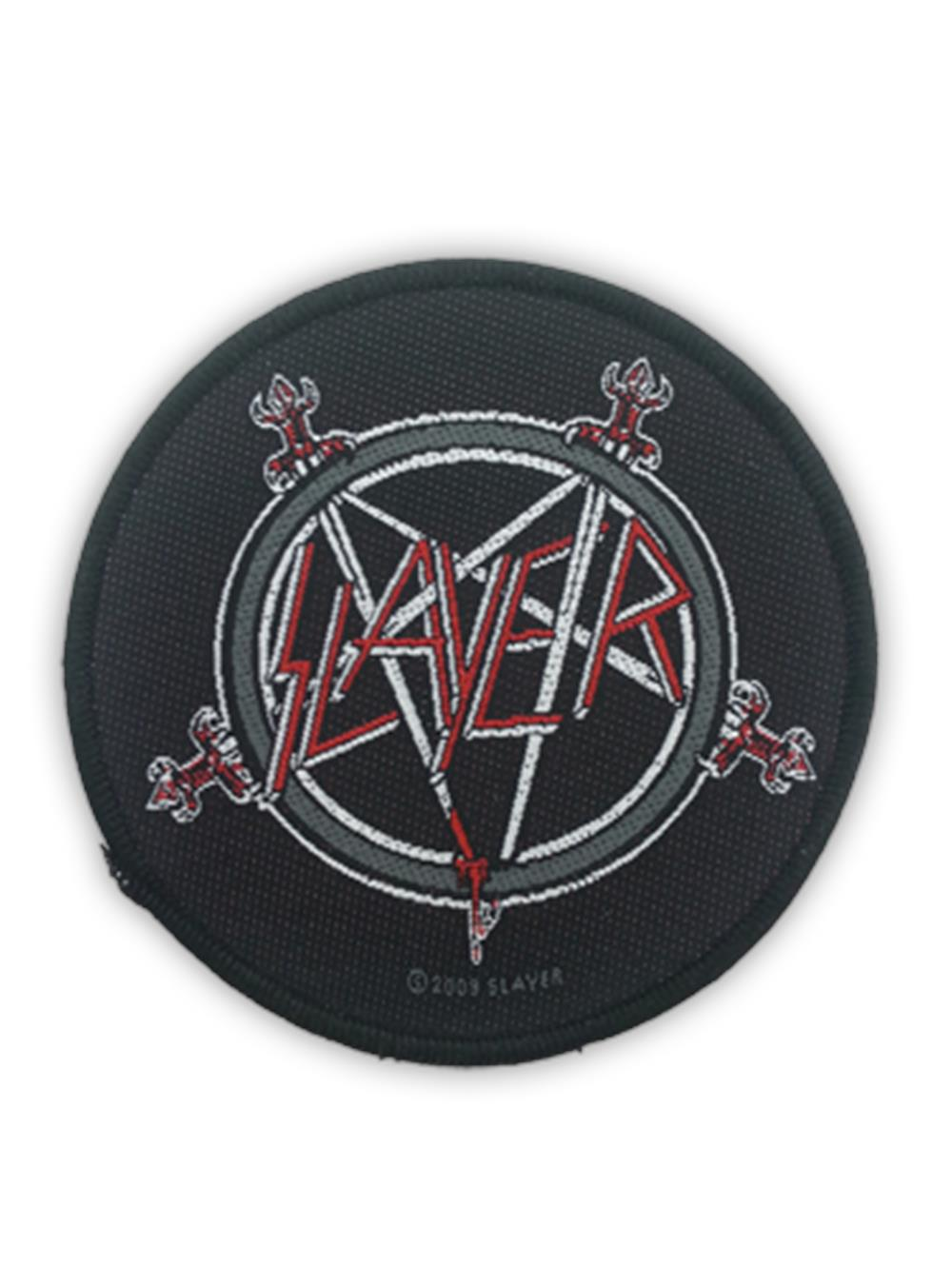Swords Pentagram Patch