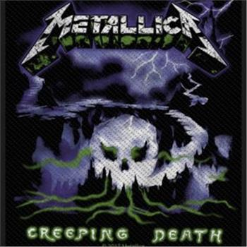 Buy Creeping Death Patch by Metallica