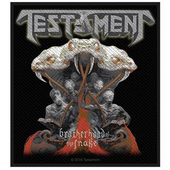 Buy The Brotherhood Of The Snake by Testament