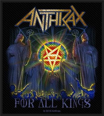Buy For All Kings by Anthrax