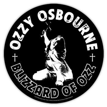Buy Blizzard Of Ozz Round by OZZY OSBOURNE