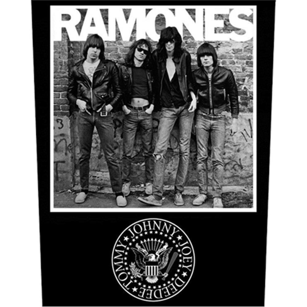 1st Album Cover by Ramones : LoudTrax Merch