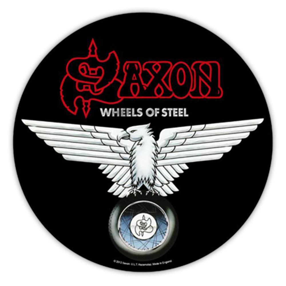 Wheels Of Steel Patch