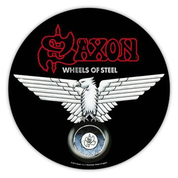 Saxon Wheels Of Steel Backpatch