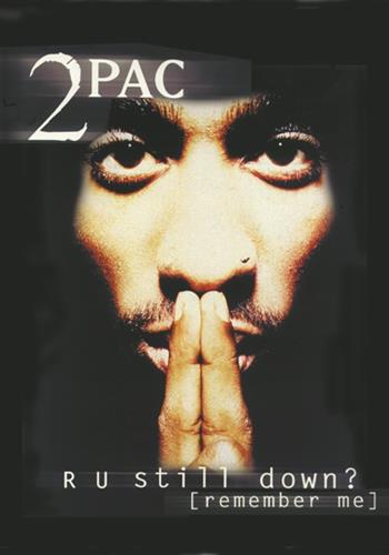 Tupac Ru Still Down Flag