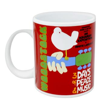 Woodstock 3 Days Of Peace & Music Mug
