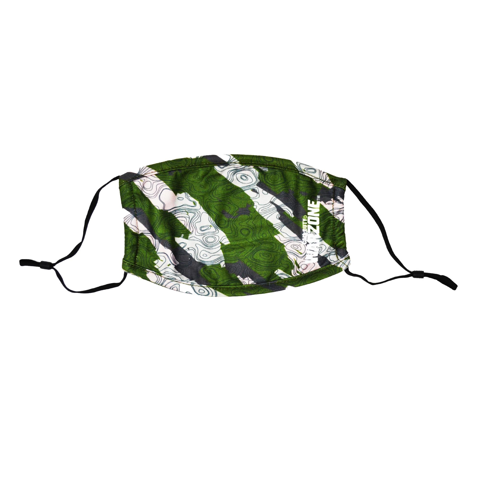3 Pack Assorted Call Of Duty Warzone Face Masks
