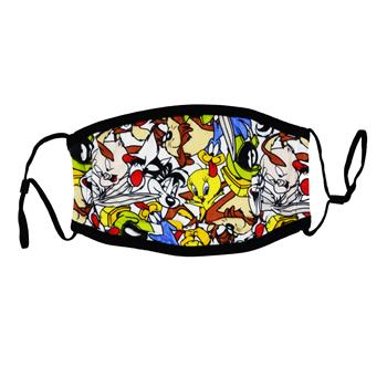 Looney Tunes 3-Pack Assorted Looney Tunes Face Masks