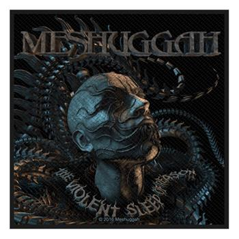 Meshuggah The Violent Sleep Of Reason Patch