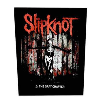 Slipknot .5: The Gray Chapter Patch