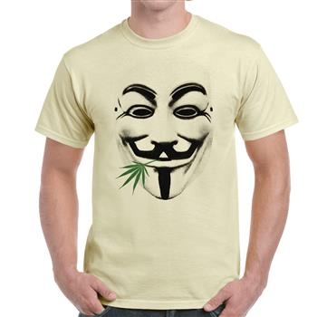 Guy Fawkes 420 Mask