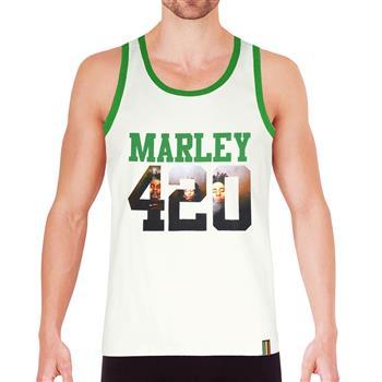 Bob Marley 420 Tank Top
