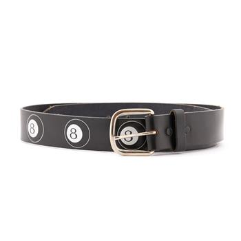 LEATHER BELT 8-Ball