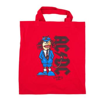 AC/DC Red Angus Tote Bag