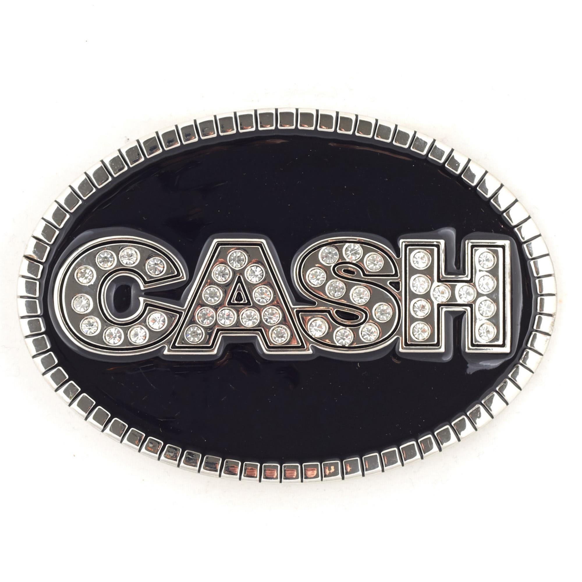 Logo Buckle