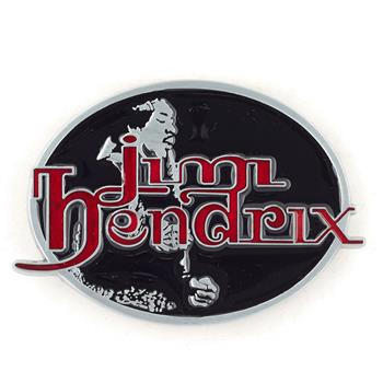 Jimi Hendrix Logo / Jimi Buckle