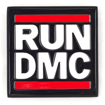 Run D.m.c. Logo Buckle