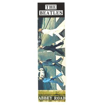 Beatles Abbey Road Bookmark