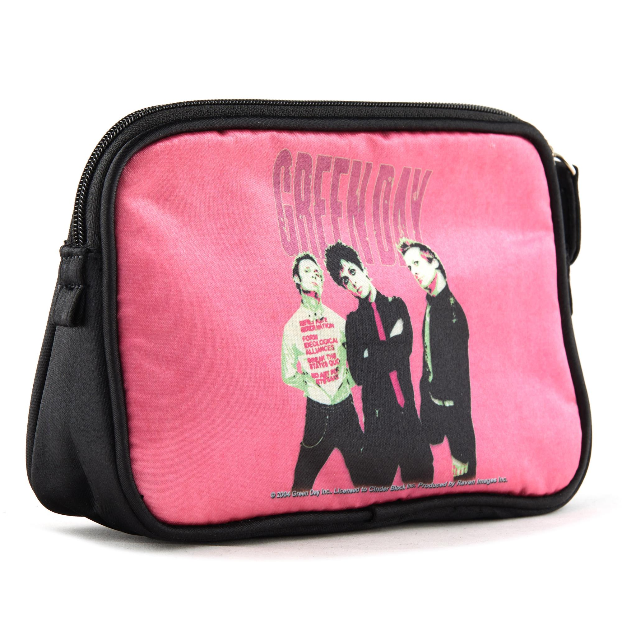 Cosmetic Bag - Band Pink Name