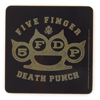 Five Finger Death Punch Knuckle Logo