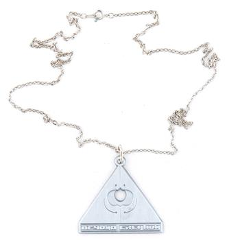 Beyond Creation Triangle Necklace