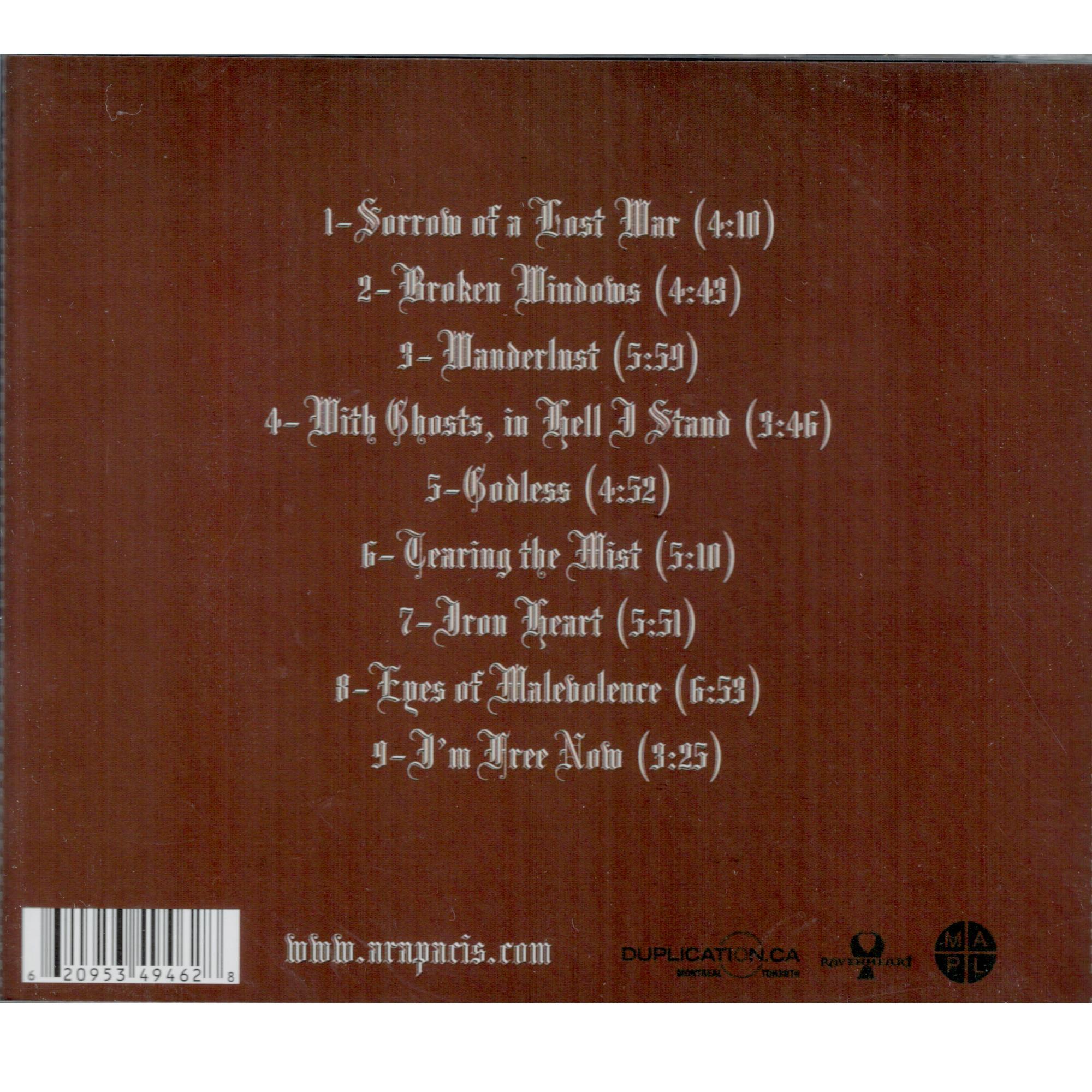 A Disturbing Awakening CD