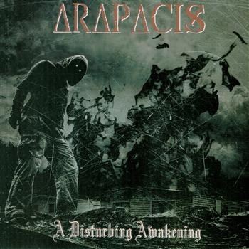 Arapacis A Disturbing Awakening CD