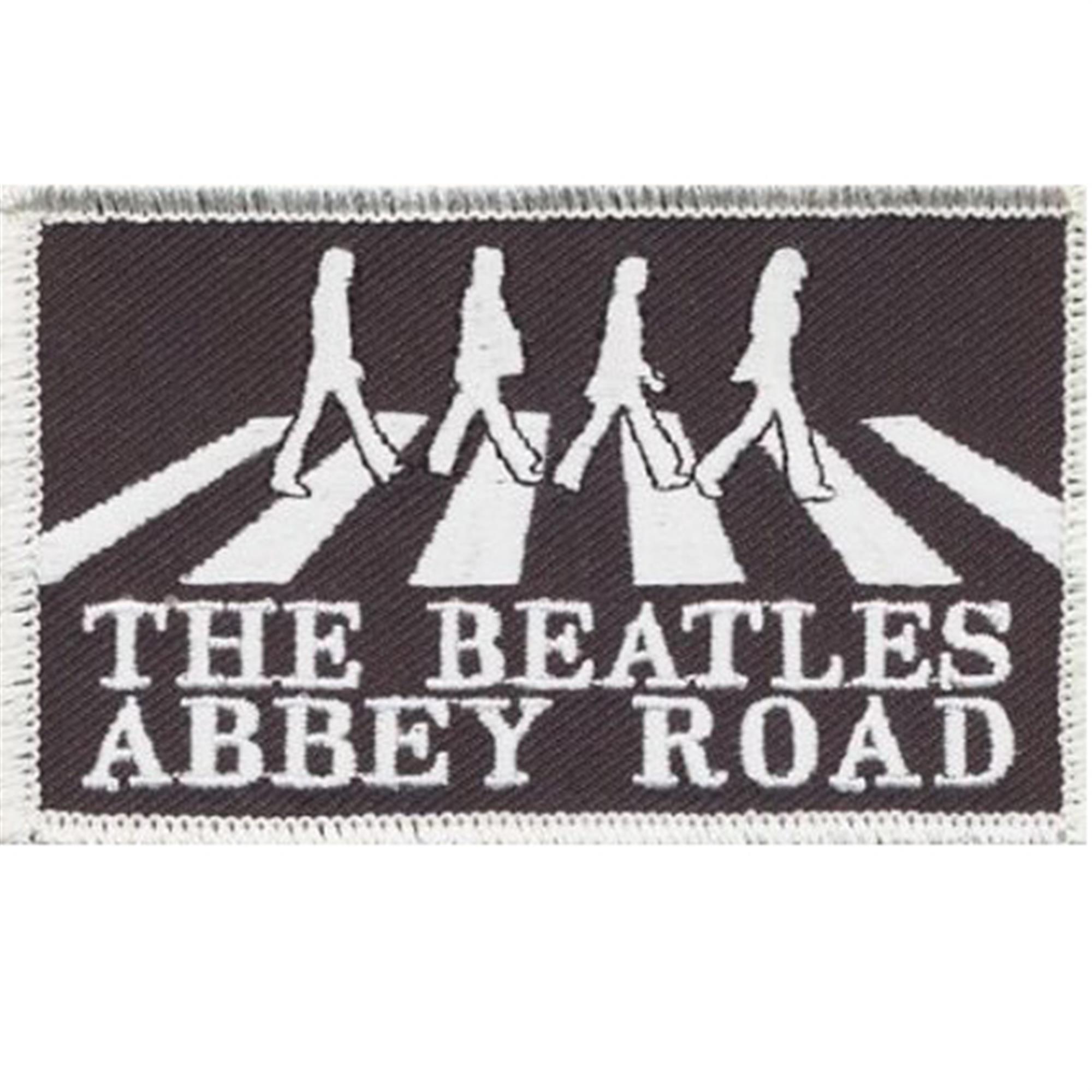 Abbey Road White Border Patch
