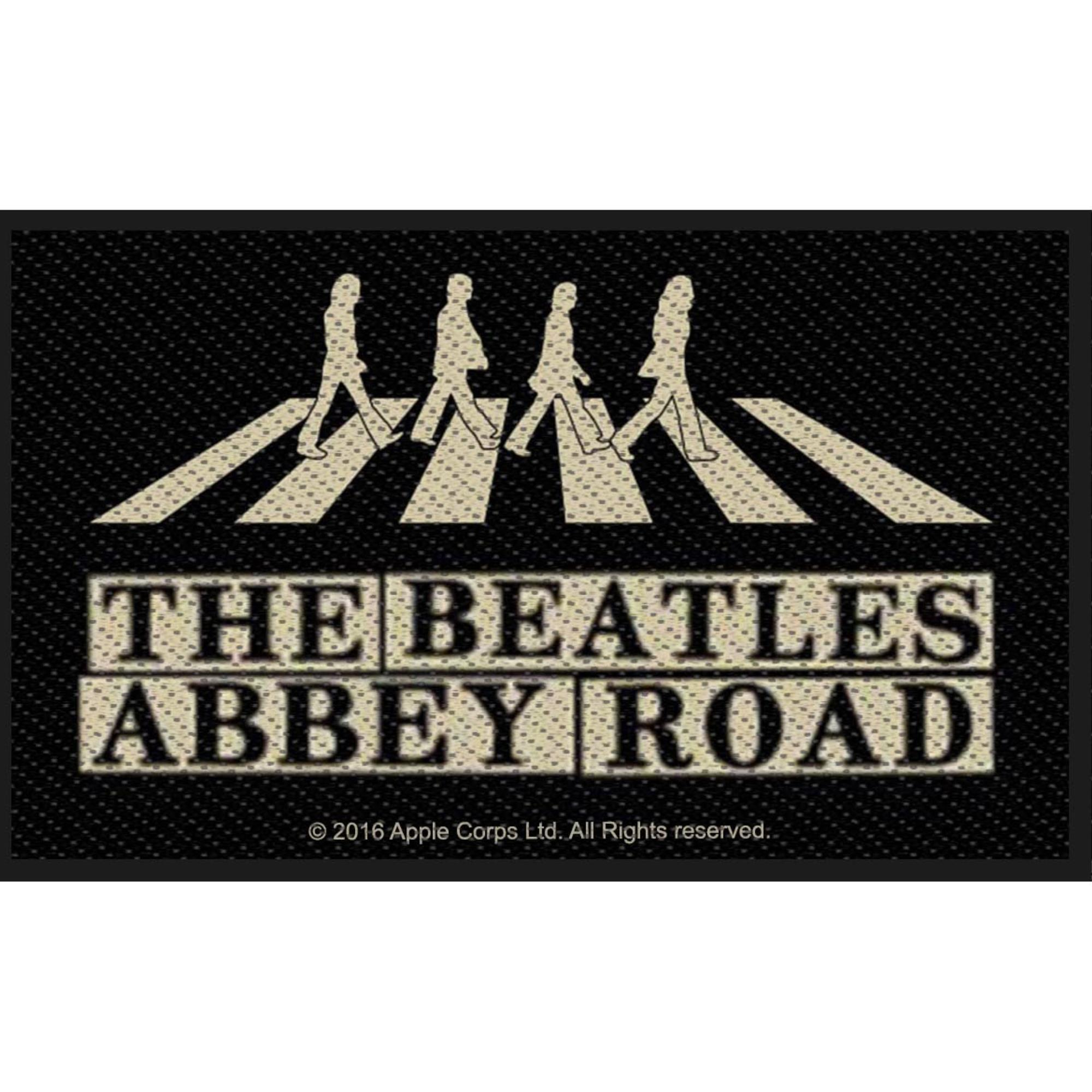 Abbey Road Crossing Patch