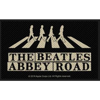 Beatles Abbey Road Crossing Patch