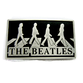 Beatles Abbey Road Picture Buckle