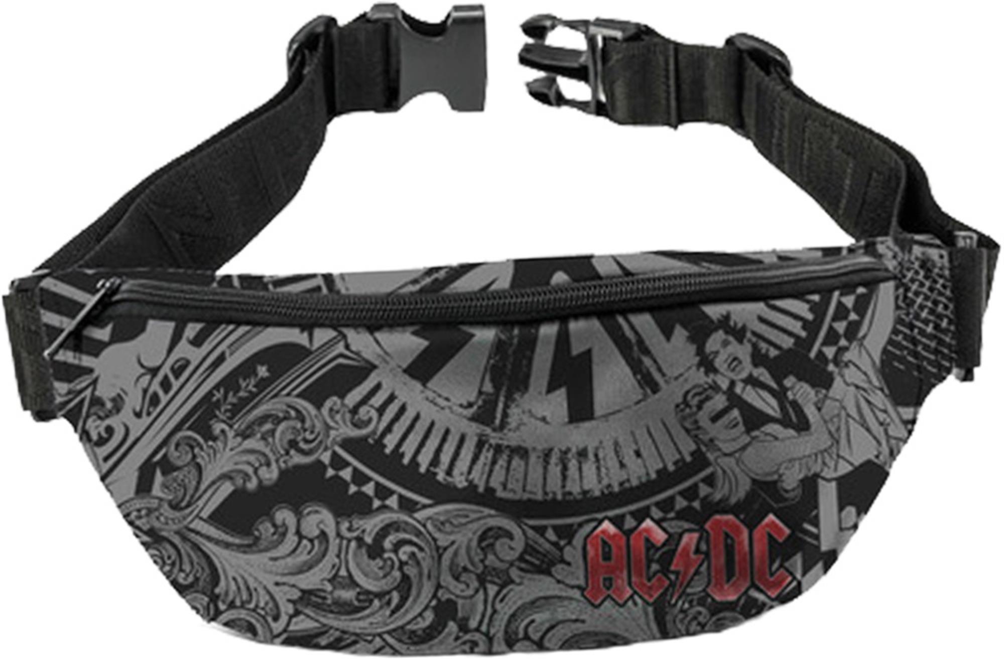 AC/DC Decibel Fanny Pack