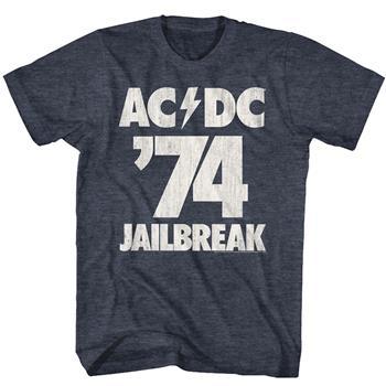 Buy AC/DC Jailbreak T-Shirt by AC/DC