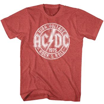 Buy AC/DC Rock and Roll T-Shirt by AC/DC
