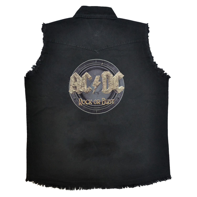 Rock Or Bust (Import) Vest
