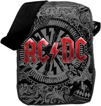 AC/DC AC/DC Wheels Crossbody Bag