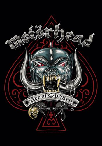Motorhead Ace Of Spades Tattoo
