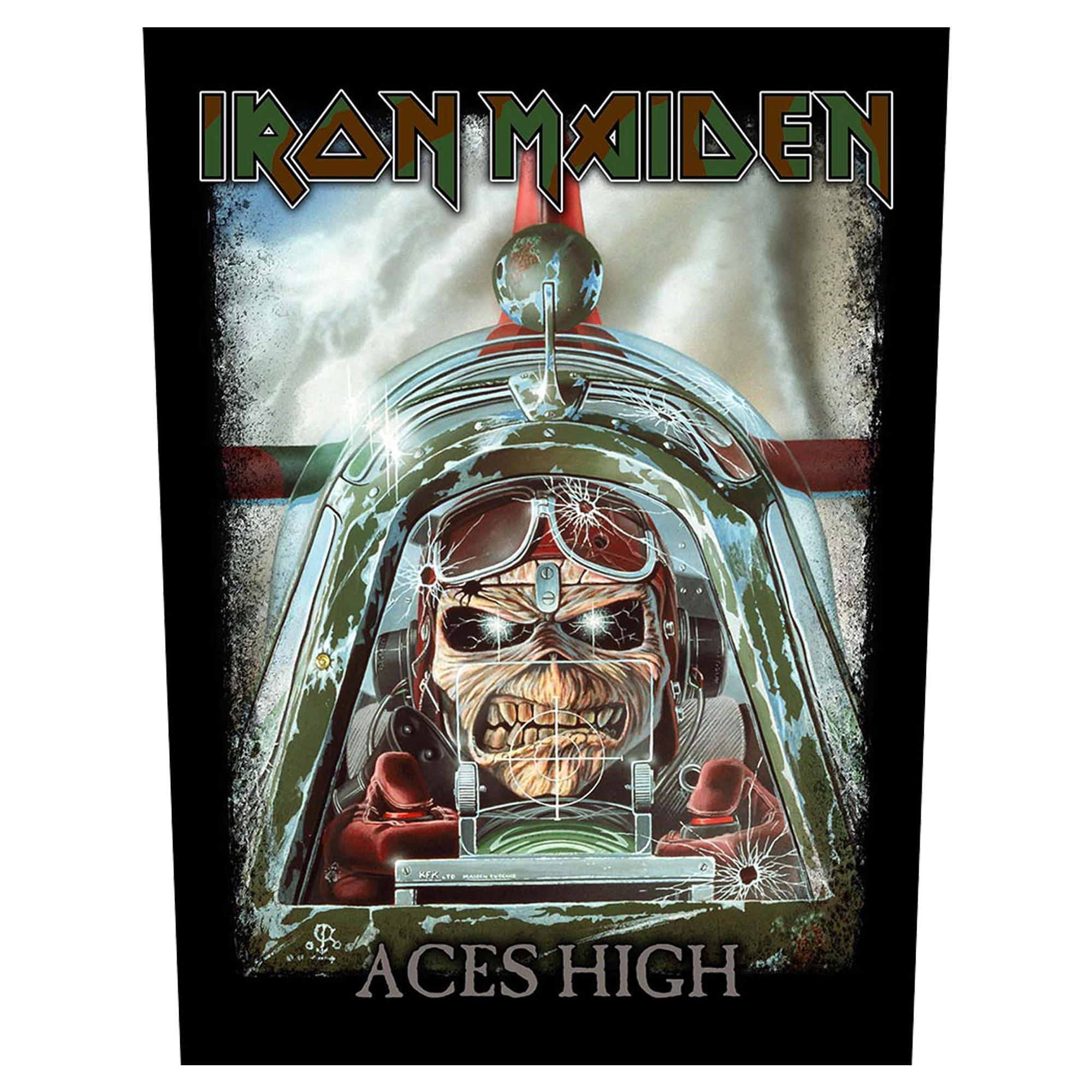 Aces High Backpatch