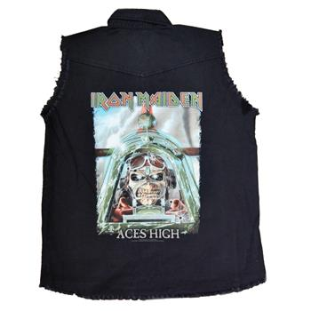 Iron Maiden Aces High Vest