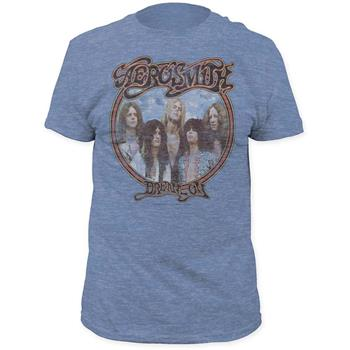 Buy Aerosmith Dream On Heather T-Shirt by AEROSMITH