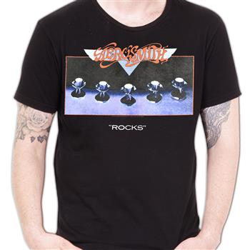 Buy Rocks T-Shirt by Aerosmith