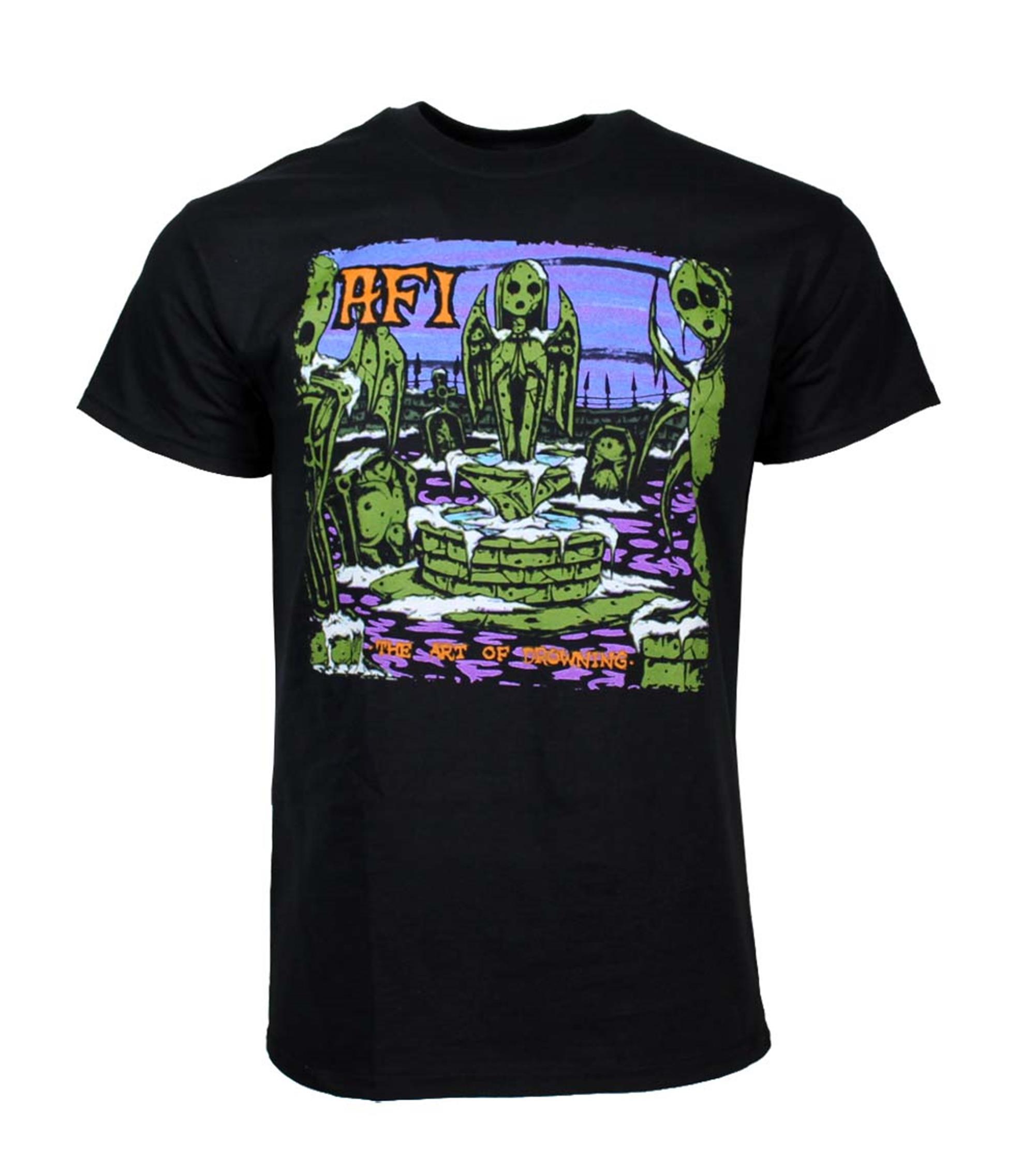 AFI Art of Drowning T-Shirt