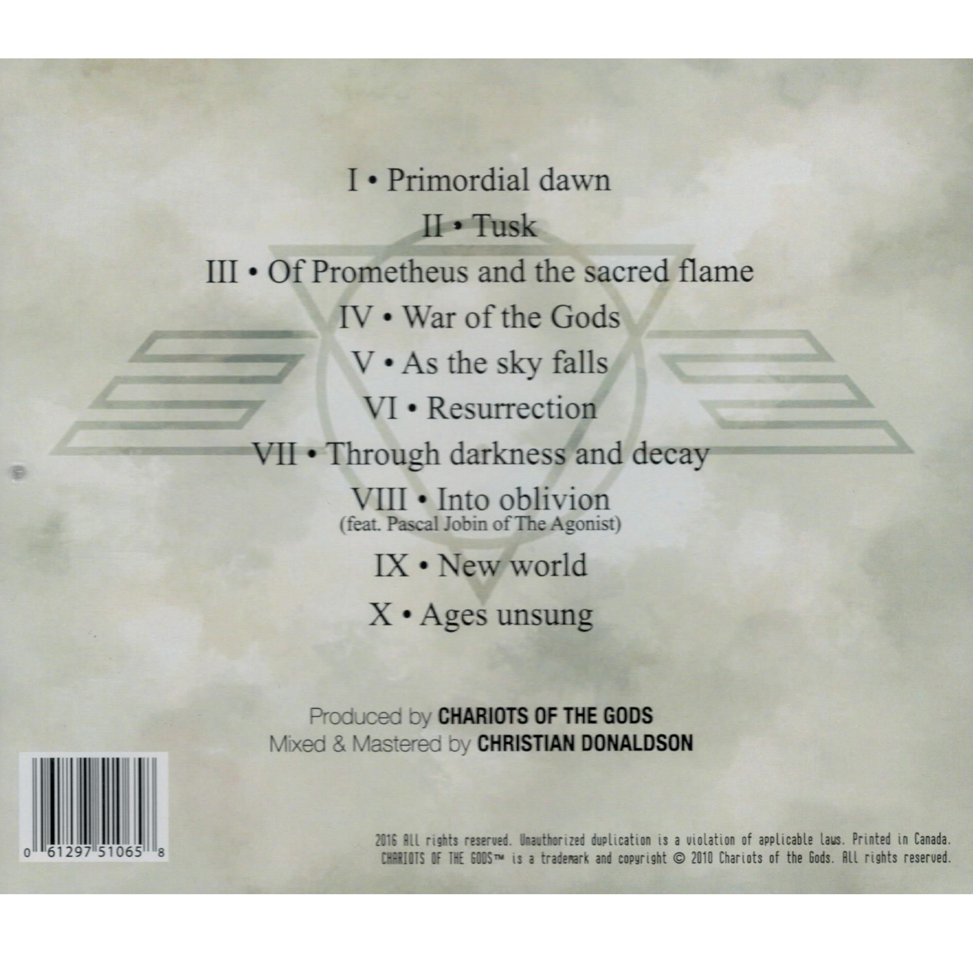 Ages Unsung CD