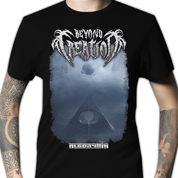 Buy Algorythm T-Shirt by Beyond Creation