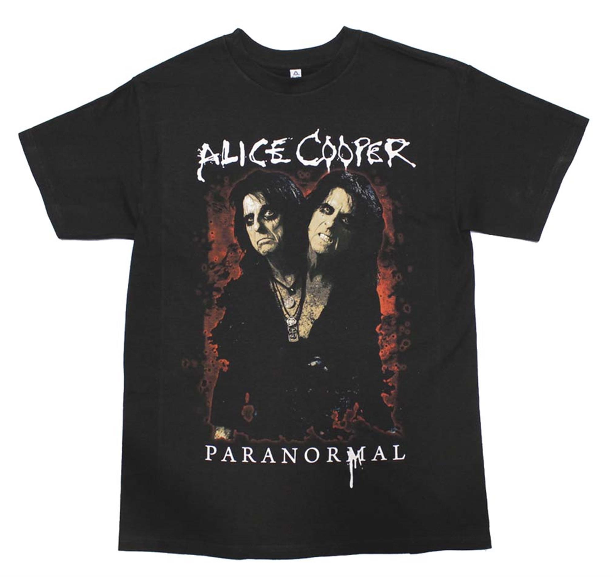 Alice Cooper Paranormal T-Shirt
