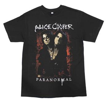 Buy Alice Cooper Paranormal T-Shirt by Alice Cooper