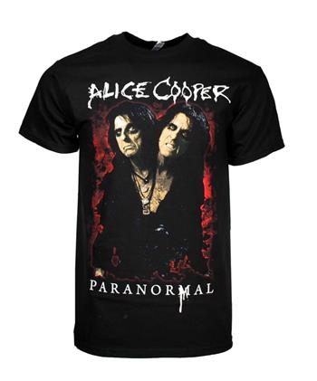 Alice Cooper Alice Cooper Paranormal T-Shirt